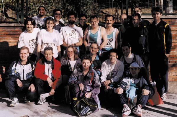 20 km Villa de Madrid 1999