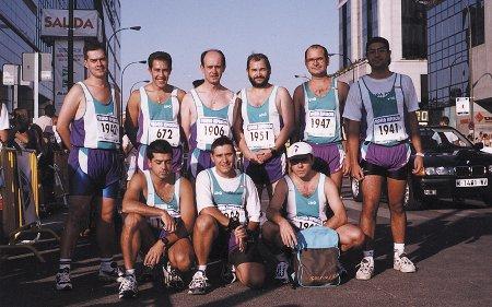 Foto de equipo Melonera 1999