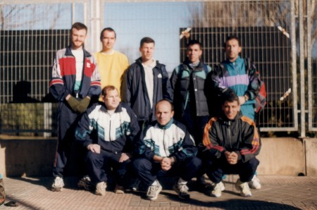 Foto de equipo Usera 2000