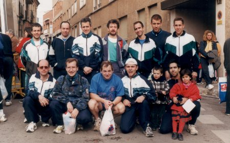 Foto de equipo Fuencarral 2000