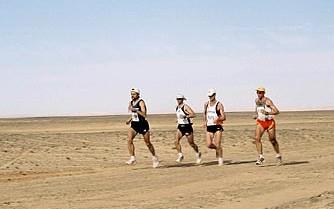 Maratón del Sahara