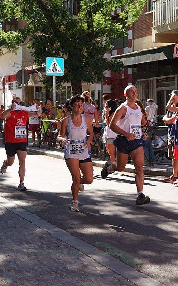 Llegada Trofeo San Lorenzo 2010