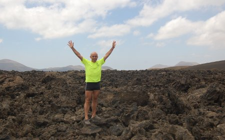En un mar de lava