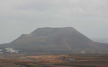 Volcán de la Corona