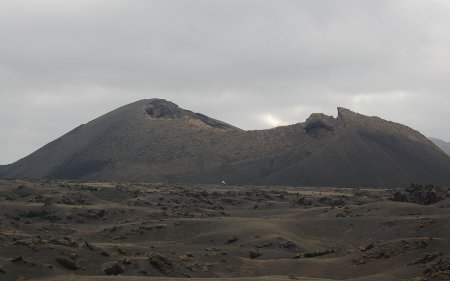 Volcán lanzaroteño