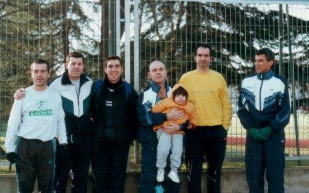 Foto de equipo Usera 2001