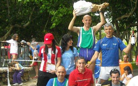 En Jadraque 2011 con el jamón