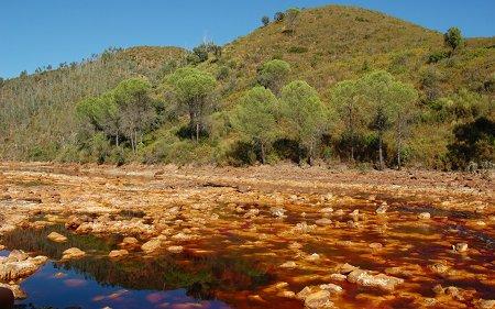 El río Tinto