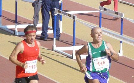 Llegando a meta en la media de Castilla-La Mancha